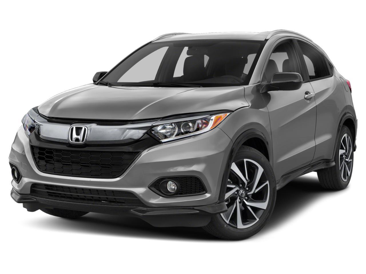 2020 Honda HR-V Vehicle Photo in EMPORIA, VA 23847-1235