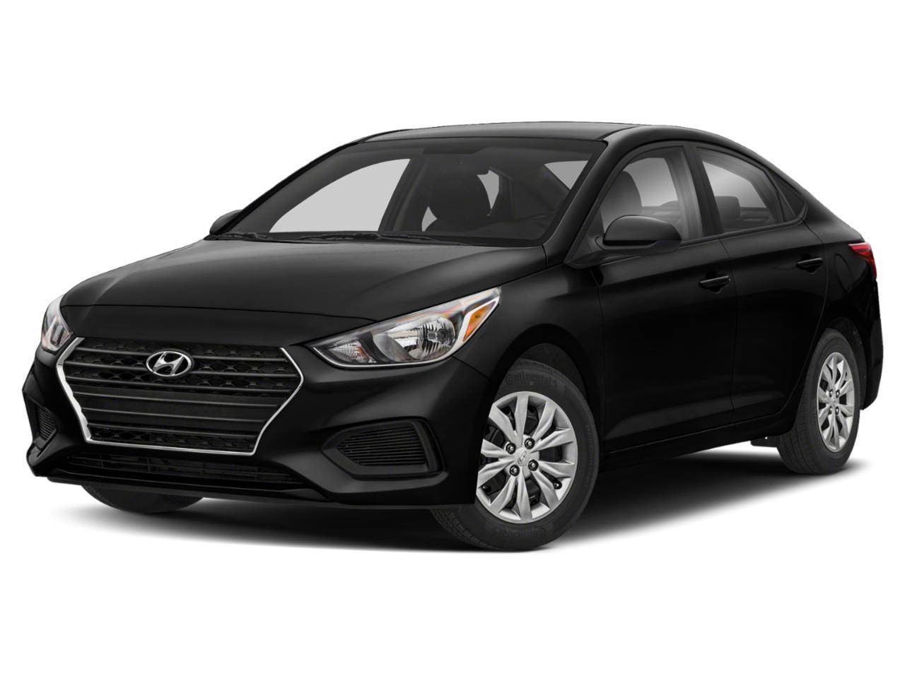 2020 Hyundai Accent Vehicle Photo in Merrillville, IN 46410