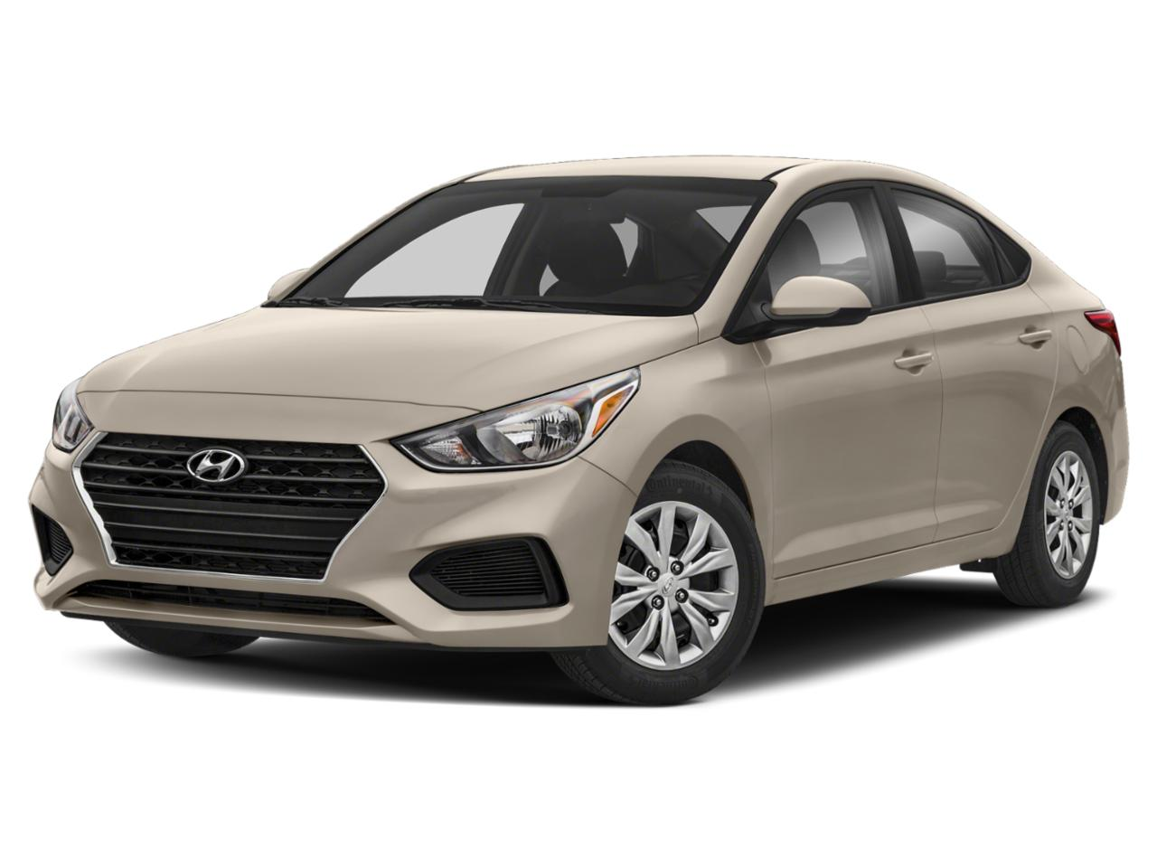 2020 Hyundai Accent Vehicle Photo in O'Fallon, IL 62269