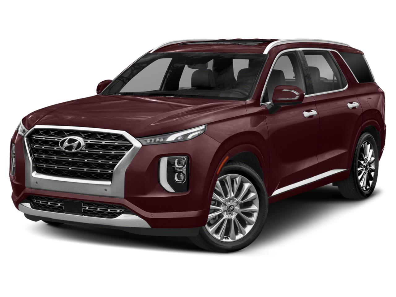 2020 Hyundai Palisade Vehicle Photo in Odessa, TX 79762