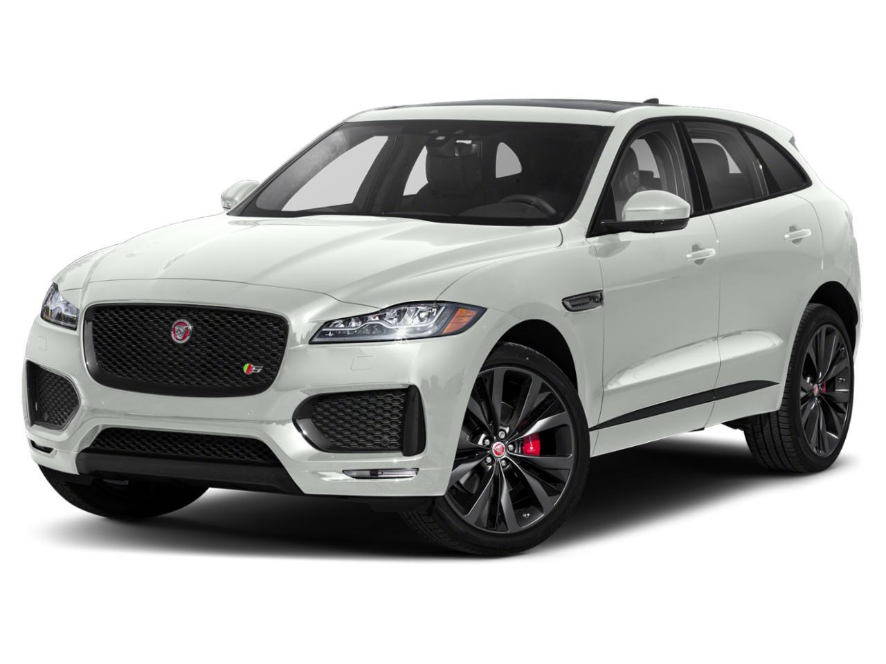 2020 Jaguar F-PACE Vehicle Photo in Charlotte, NC 28227