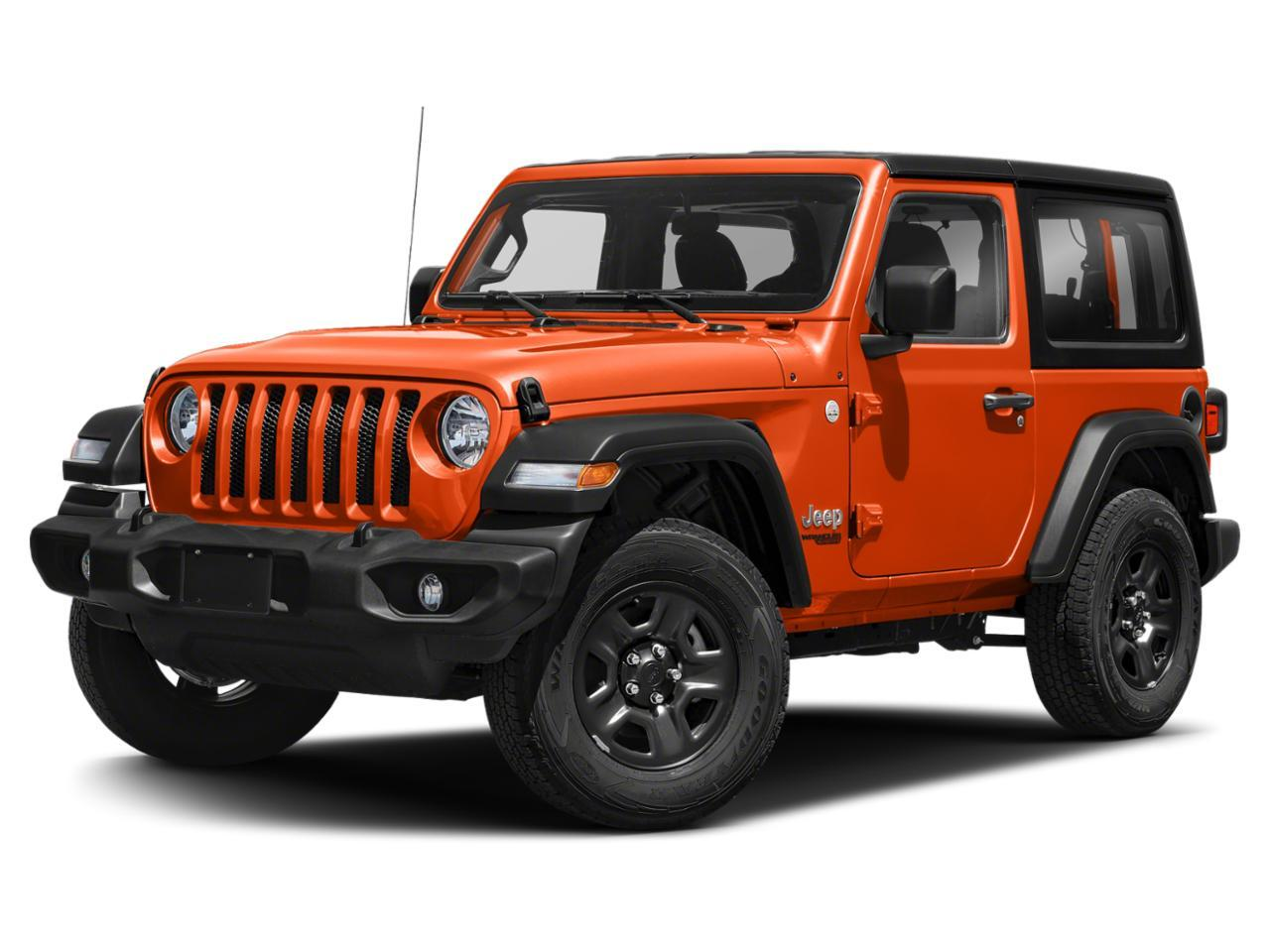 2020 Jeep Wrangler Vehicle Photo in Austin, TX 78759