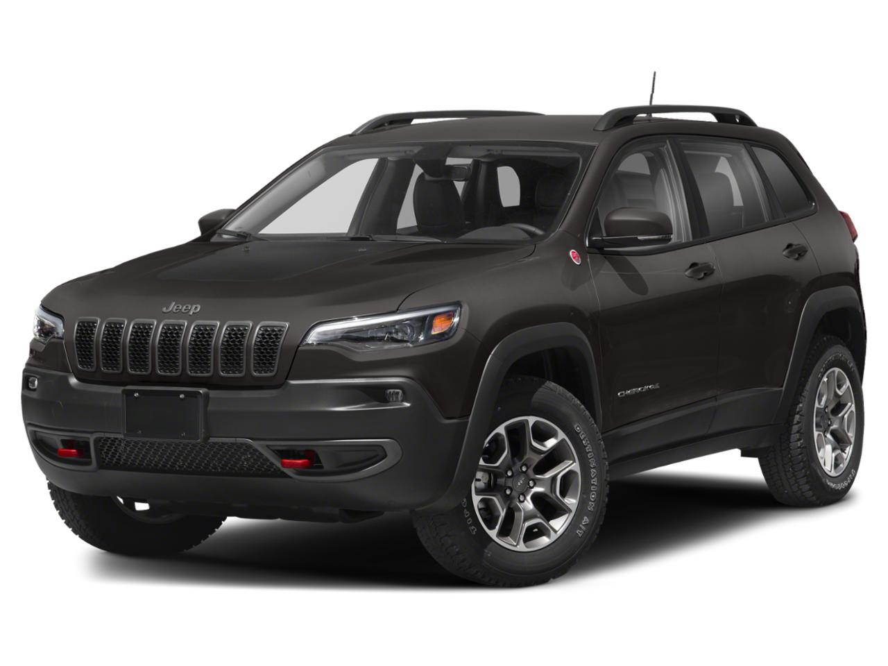 2020 Jeep Cherokee Vehicle Photo in Houston, TX 77054