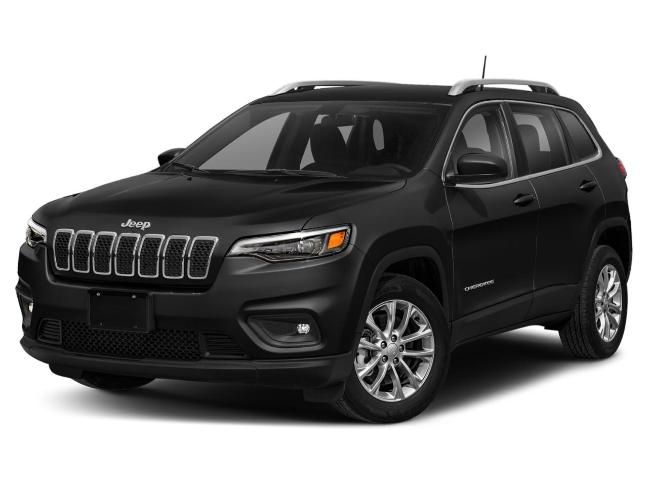 2020 Jeep Cherokee Vehicle Photo in Gardner, MA 01440