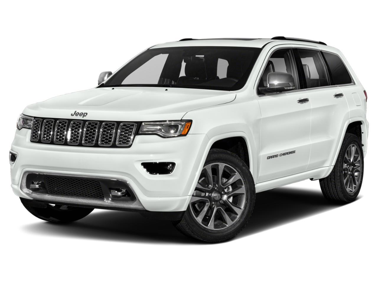 2020 Jeep Grand Cherokee Vehicle Photo in Joliet, IL 60586