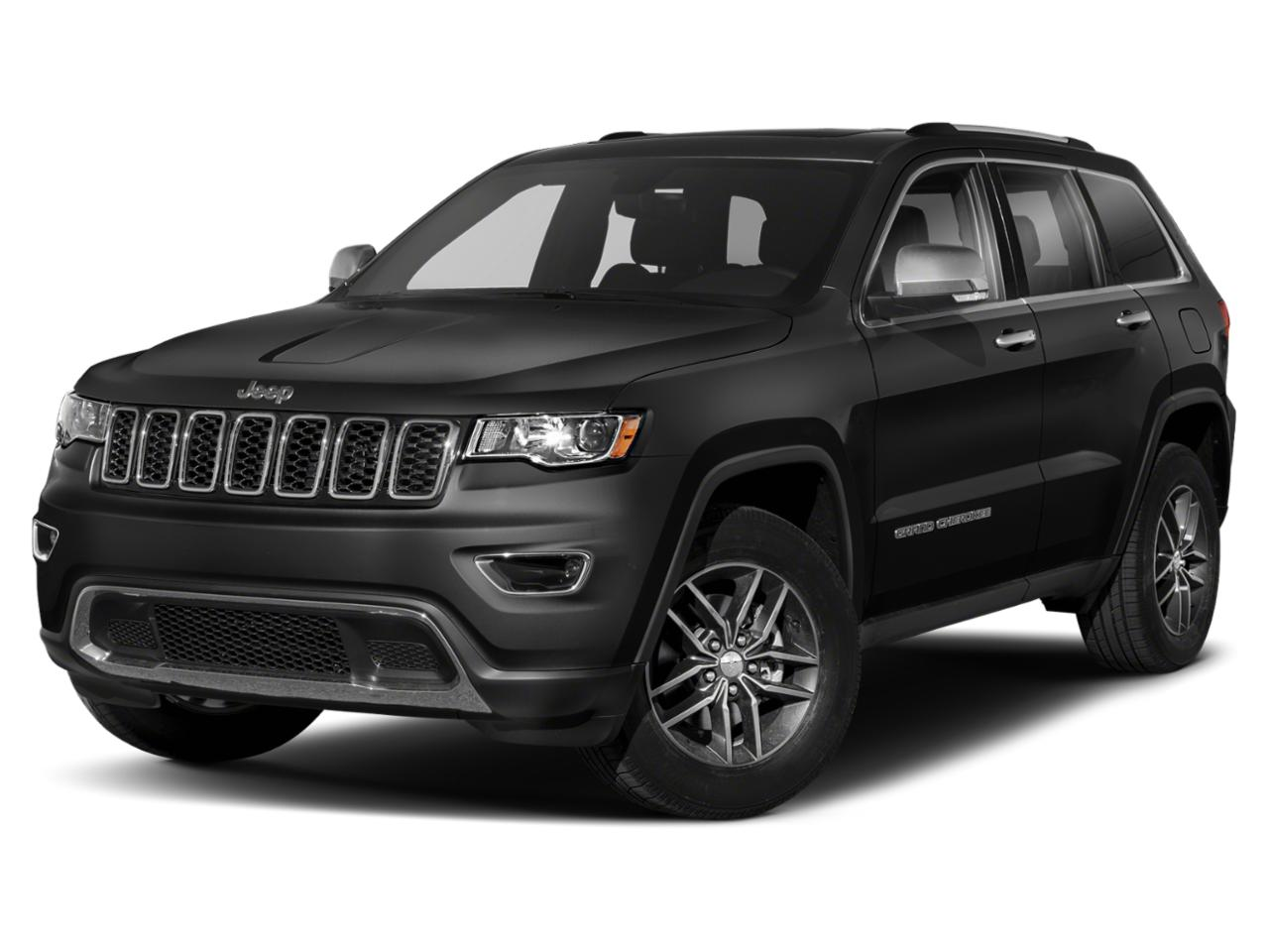 2020 Jeep Grand Cherokee Vehicle Photo in Oklahoma City, OK 73114