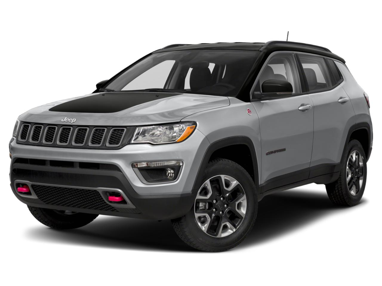 2020 Jeep Compass Vehicle Photo in King George, VA 22485