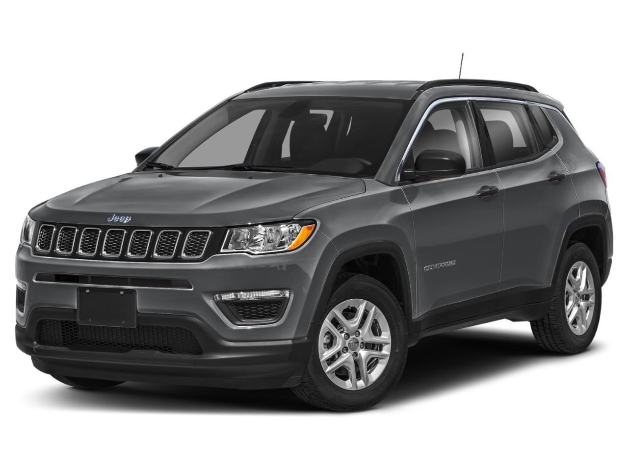 2020 Jeep Compass Vehicle Photo in Austin, TX 78759