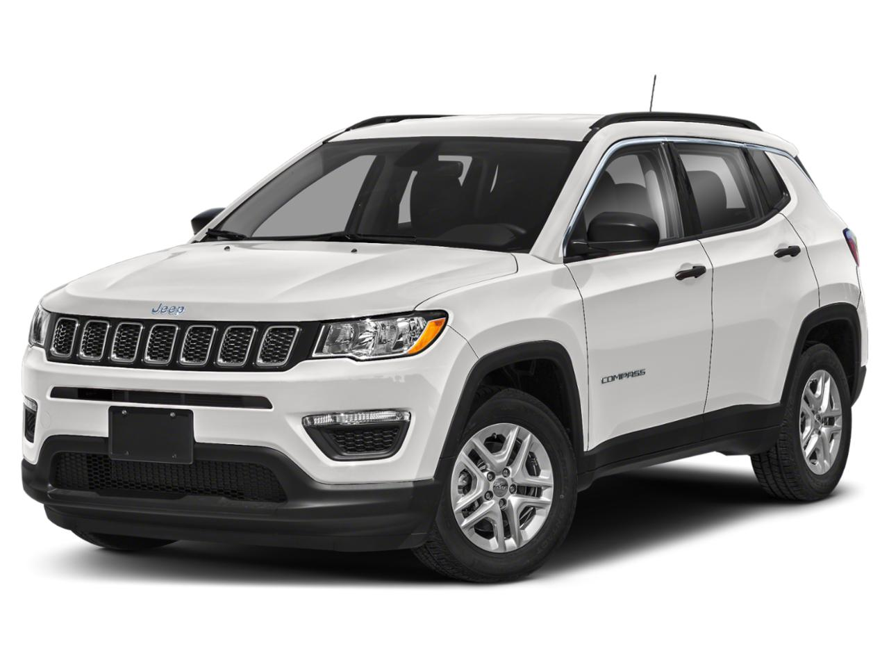 2020 Jeep Compass Vehicle Photo in Broussard, LA 70518