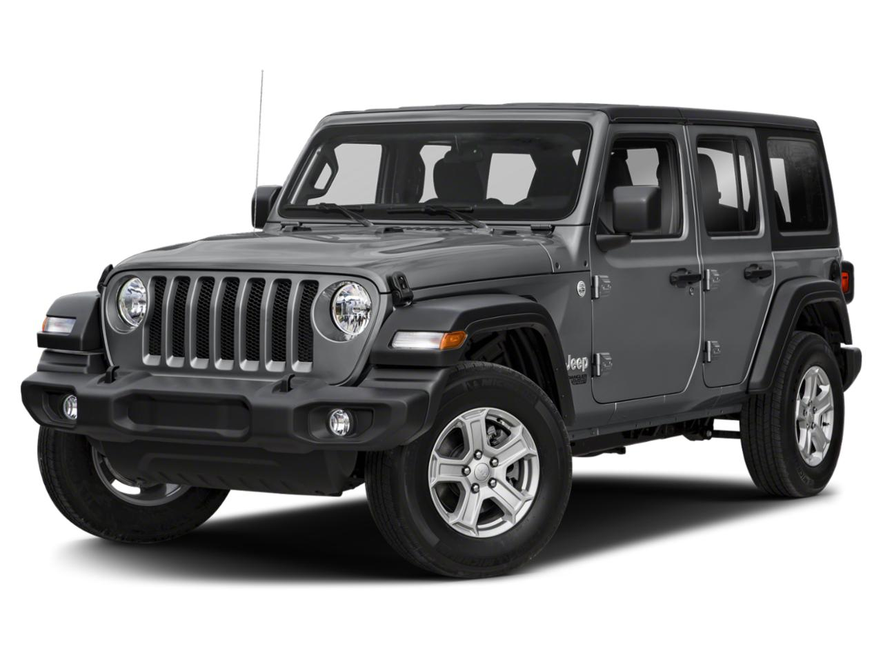 2020 Jeep Wrangler Unlimited Vehicle Photo in Oshkosh, WI 54901