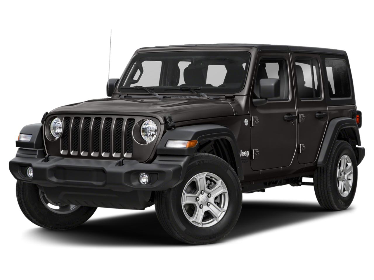 2020 Jeep Wrangler Unlimited Vehicle Photo in Saginaw, MI 48609