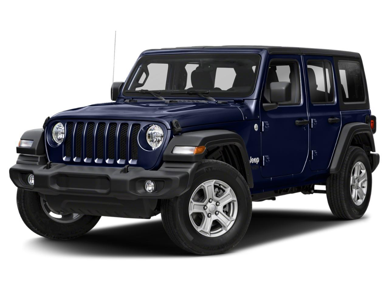 2020 Jeep Wrangler Unlimited Vehicle Photo in Houston, TX 77074