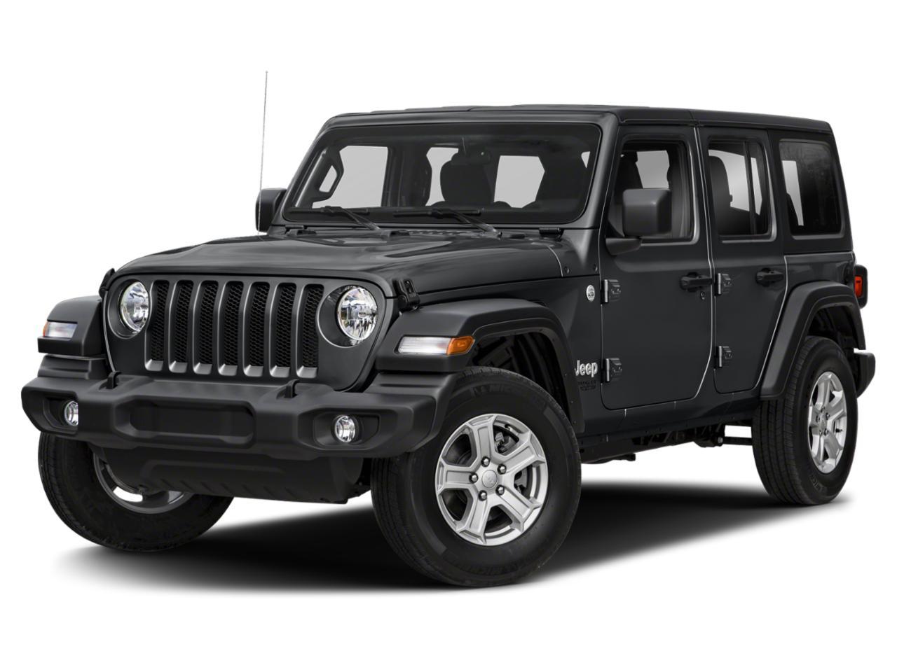2020 Jeep Wrangler Unlimited Vehicle Photo in Jasper, GA 30143