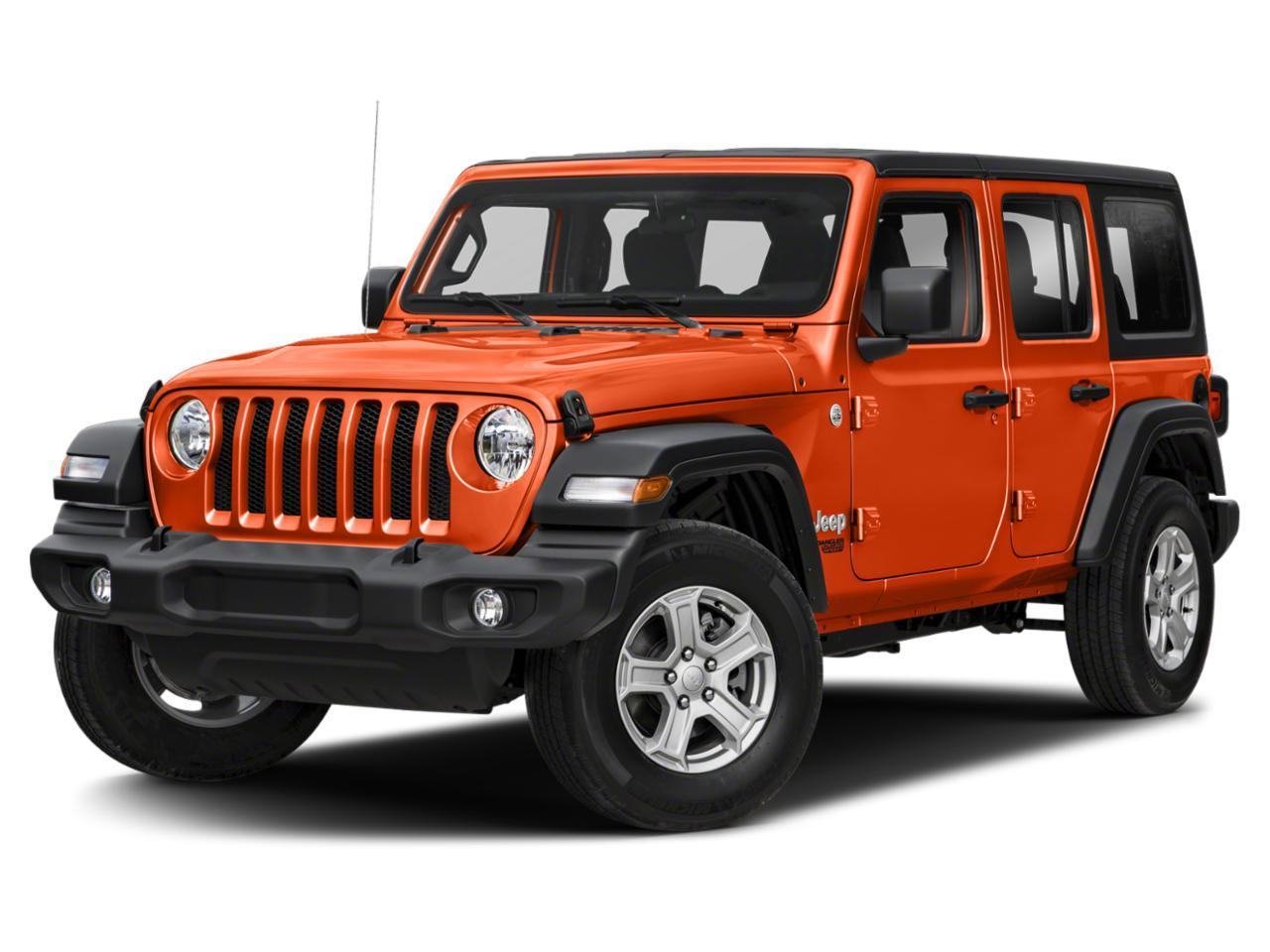 2020 Jeep Wrangler Unlimited Vehicle Photo in Gulfport, MS 39503