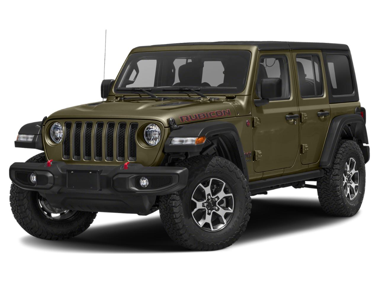 2020 Jeep Wrangler Unlimited Vehicle Photo in Lawrence, KS 66046
