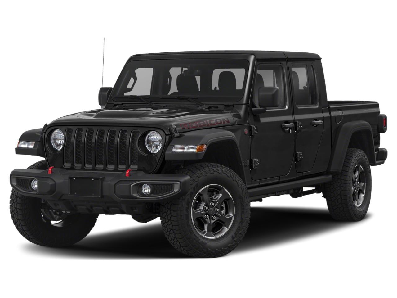 2020 Jeep Gladiator Vehicle Photo in Houston, TX 77054