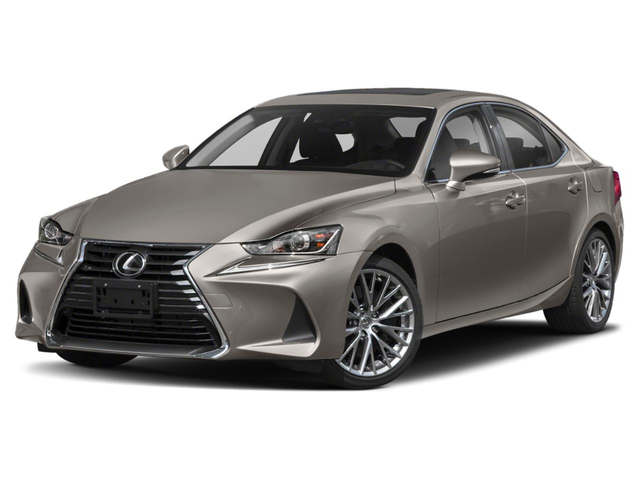 2020 Lexus IS Vehicle Photo in Dallas, TX 75235