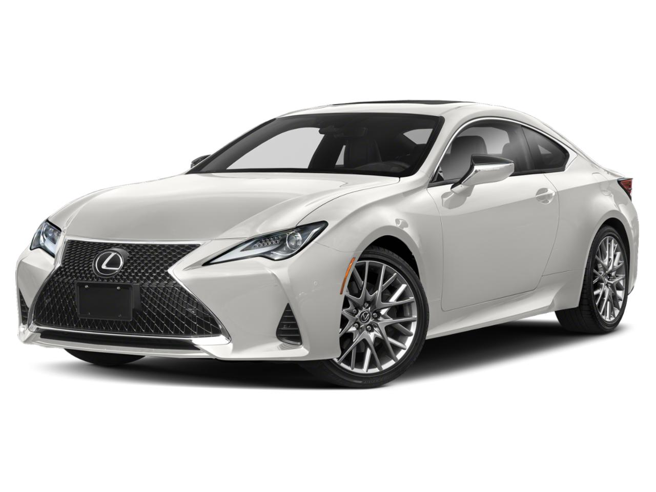 2020 Lexus RC Vehicle Photo in Dallas, TX 75235