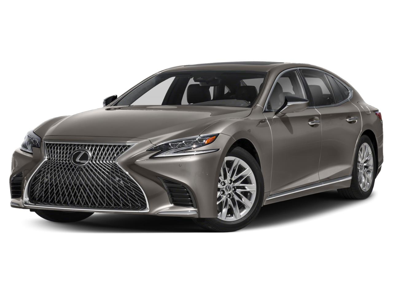 2020 Lexus LS 500 Vehicle Photo in Fort Worth, TX 76132