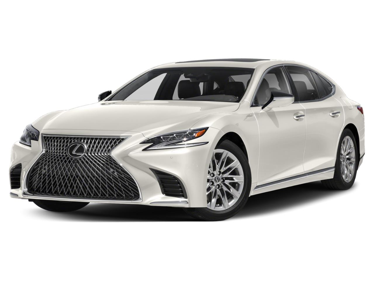 2020 Lexus LS Vehicle Photo in Dallas, TX 75235