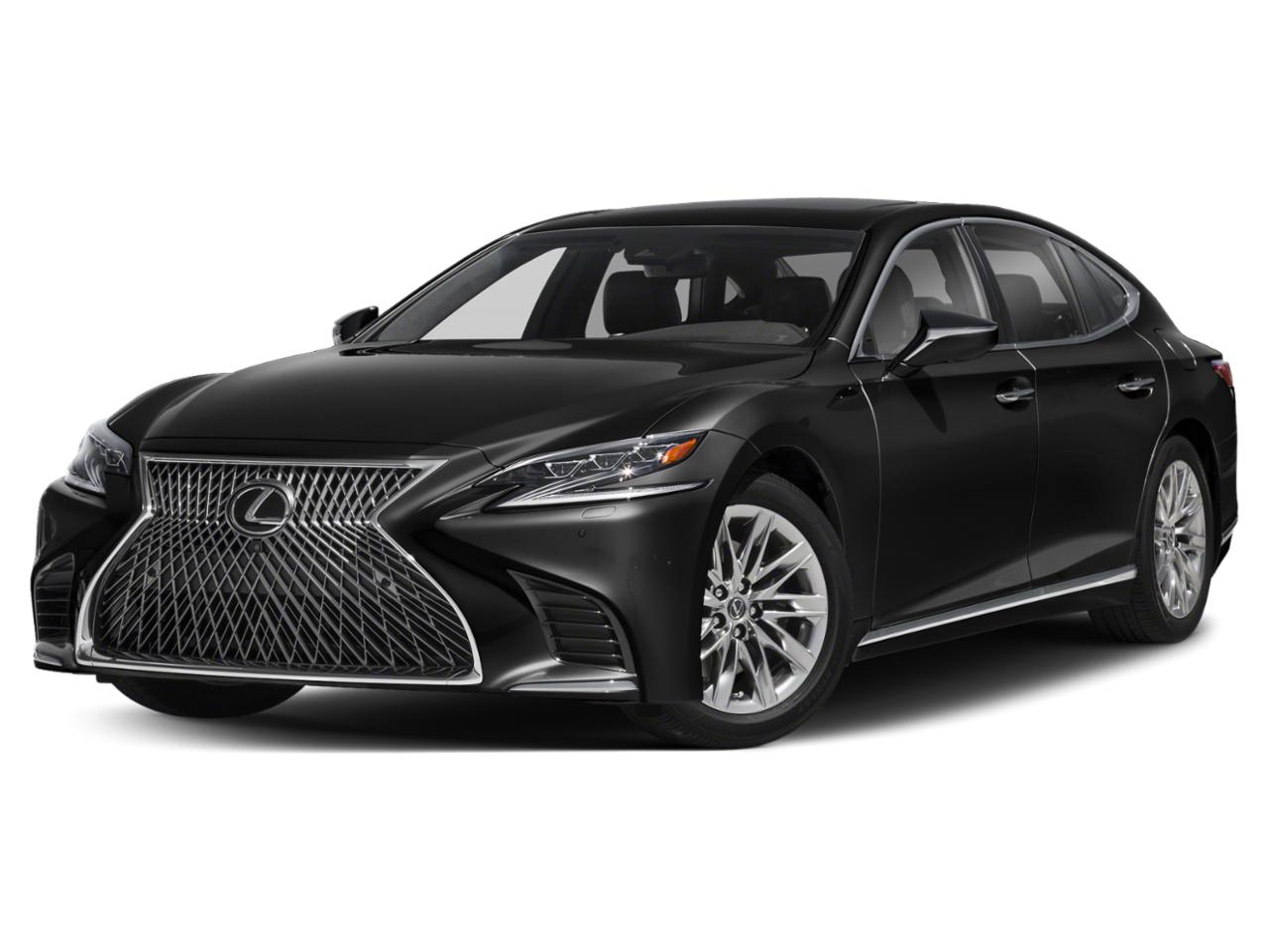 2020 Lexus LS 500 Vehicle Photo in Dallas, TX 75235
