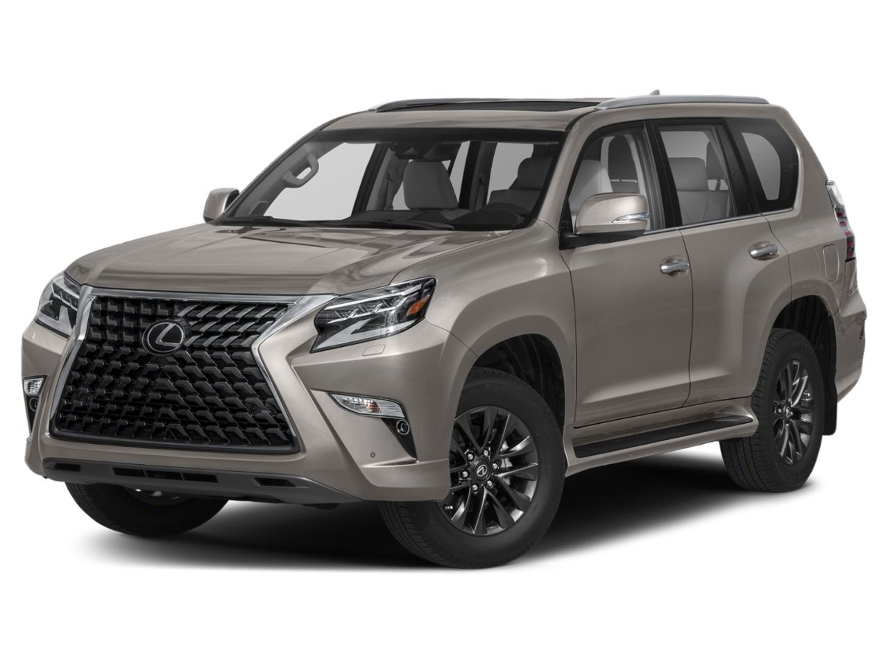 2020 Lexus GX Vehicle Photo in Fort Worth, TX 76132