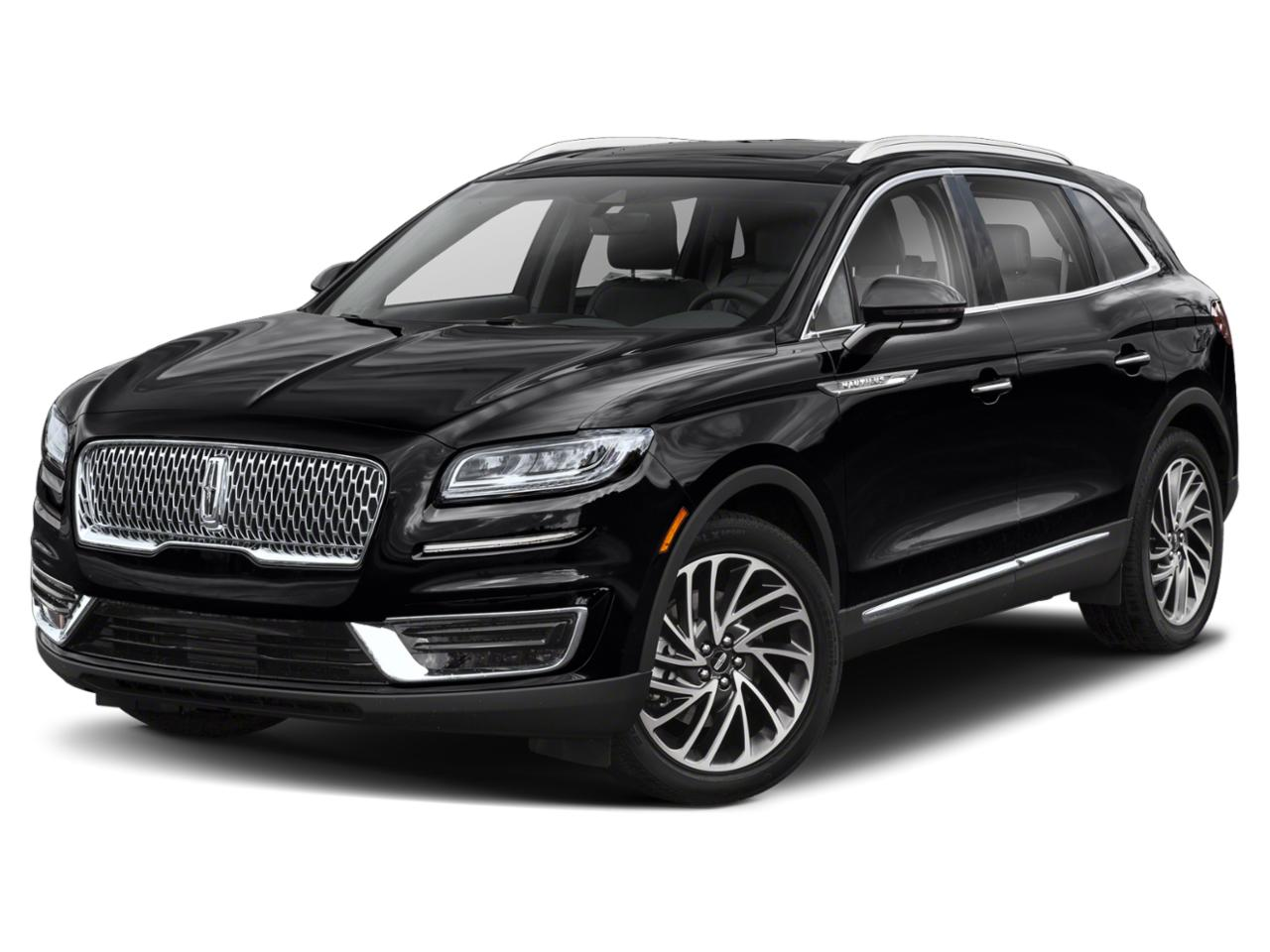 2020 LINCOLN Nautilus Vehicle Photo in Neenah, WI 54956-3151