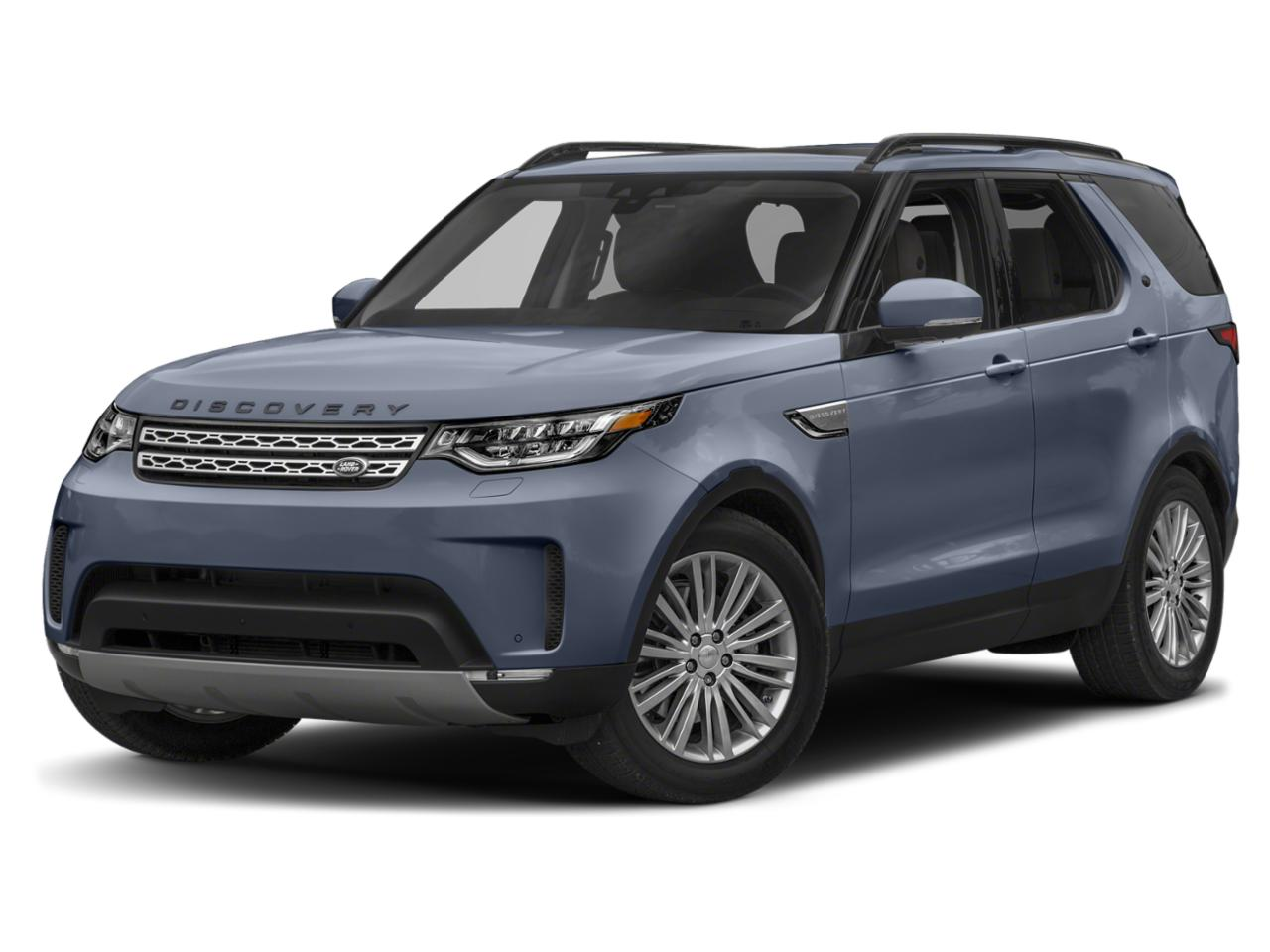 2020 Land Rover Discovery Vehicle Photo in Wilmington, NC 28403
