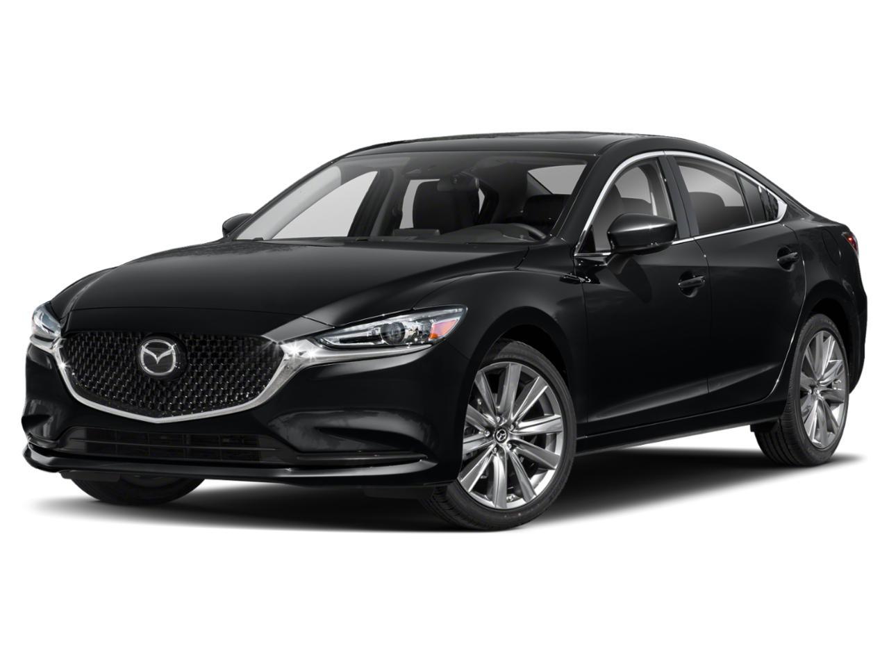 2020 Mazda Mazda6 Vehicle Photo in San Antonio, TX 78238