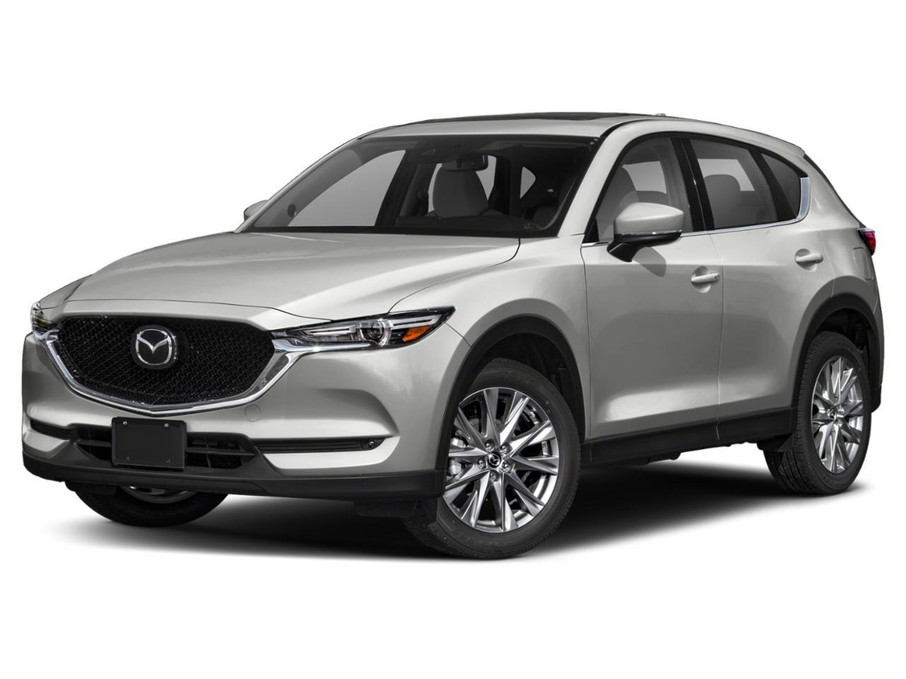 2020 Mazda CX-5 Vehicle Photo in Tulsa, OK 74133