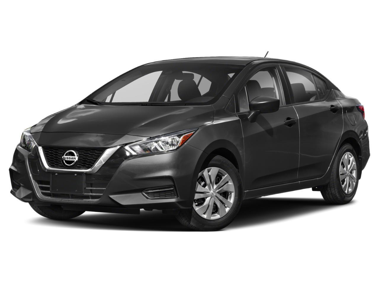 Baton Rouge Gun Metallic 2020 Nissan Versa New Car For Sale Ew51518