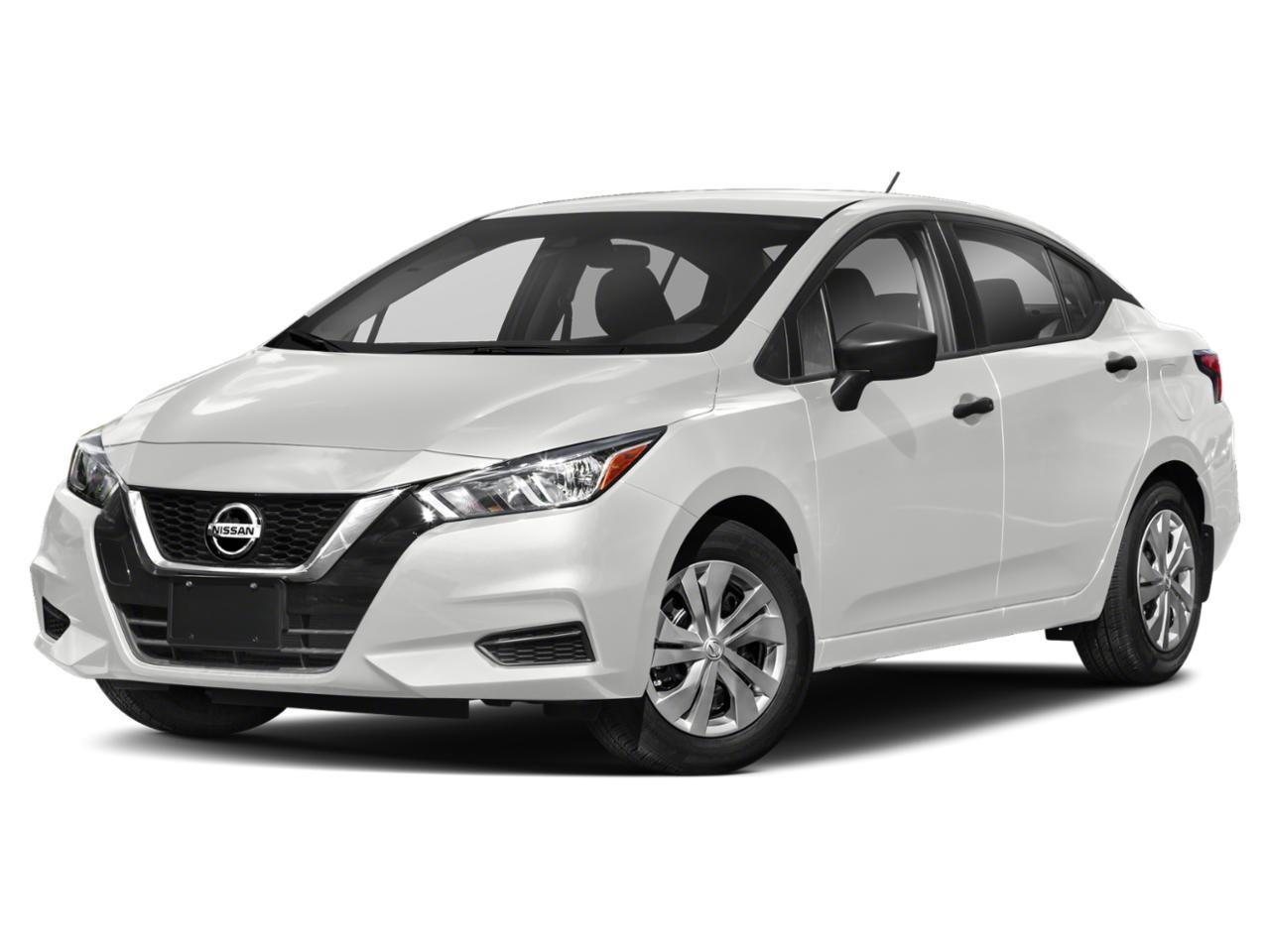 2020 Nissan Versa Vehicle Photo in Beaufort, SC 29906