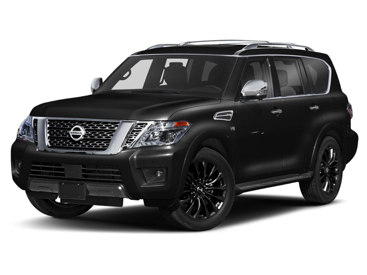 2020 Nissan Armada Vehicle Photo in Columbia, TN 38401
