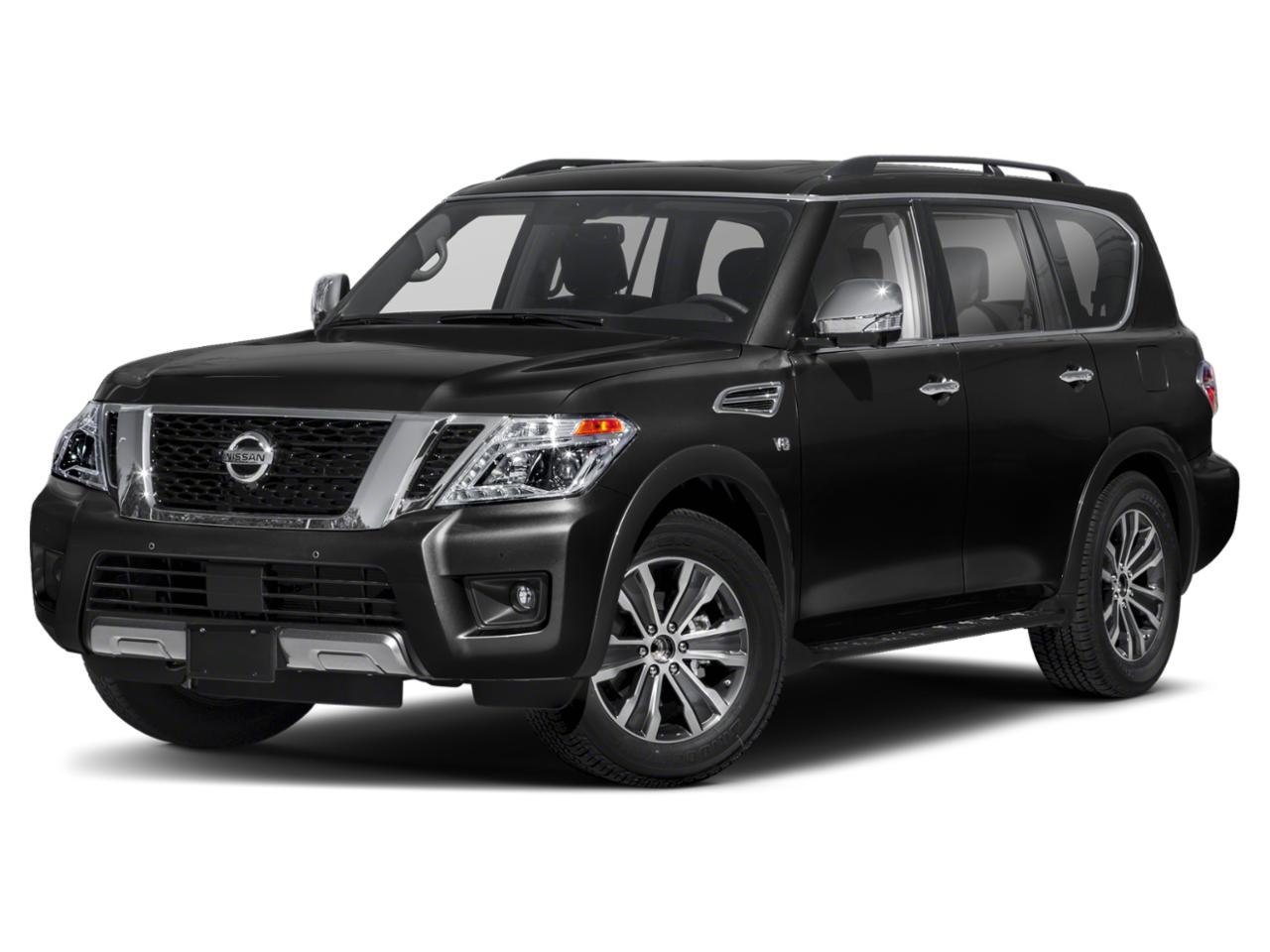 2020 Nissan Armada Vehicle Photo in Jasper, IN 47546