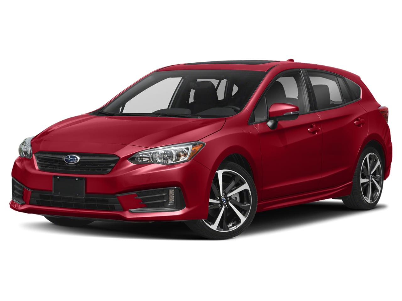 2020 Subaru Impreza Vehicle Photo in Bellevue, NE 68005
