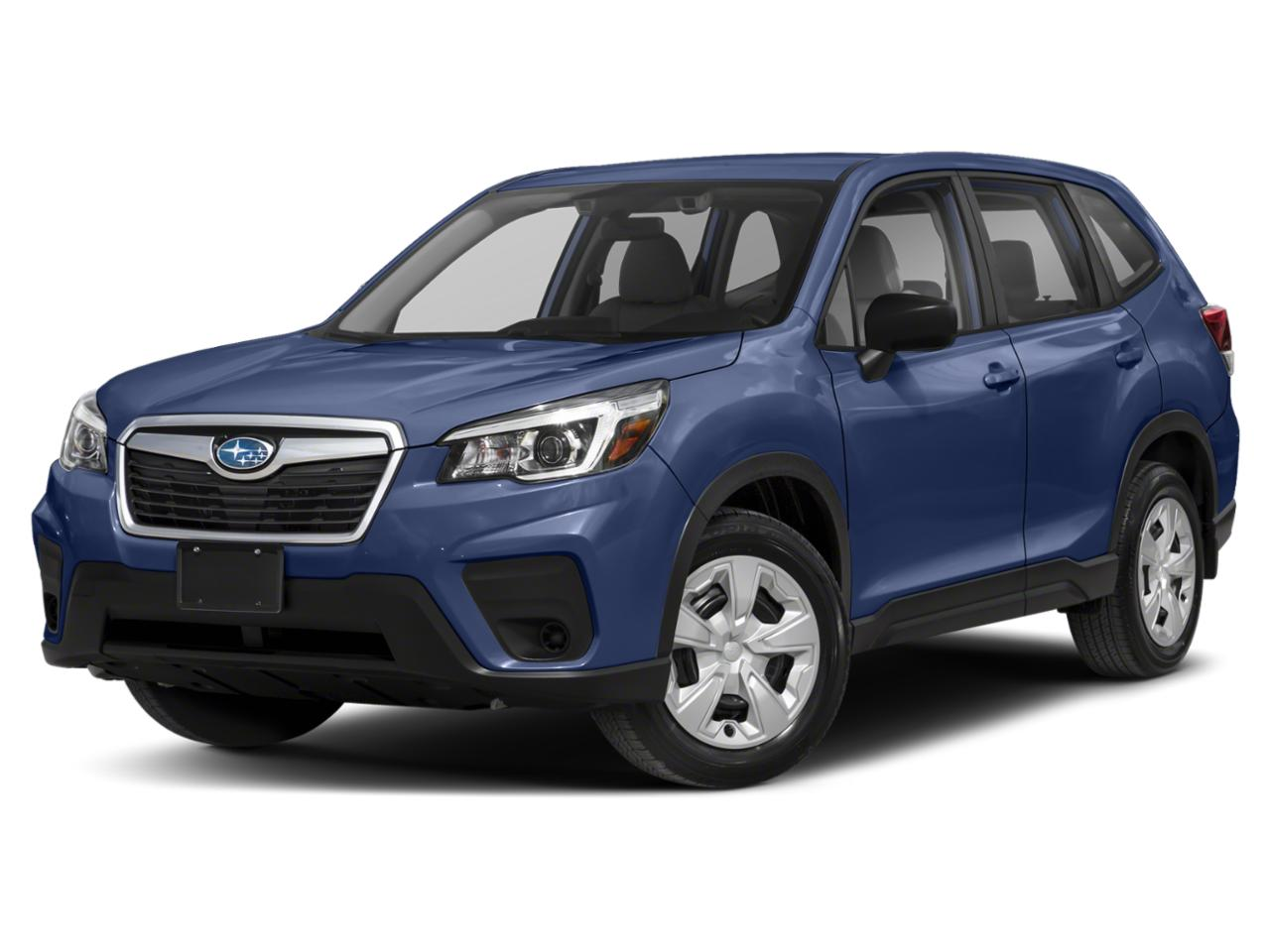 2020 Subaru Forester Vehicle Photo in Green Bay, WI 54304
