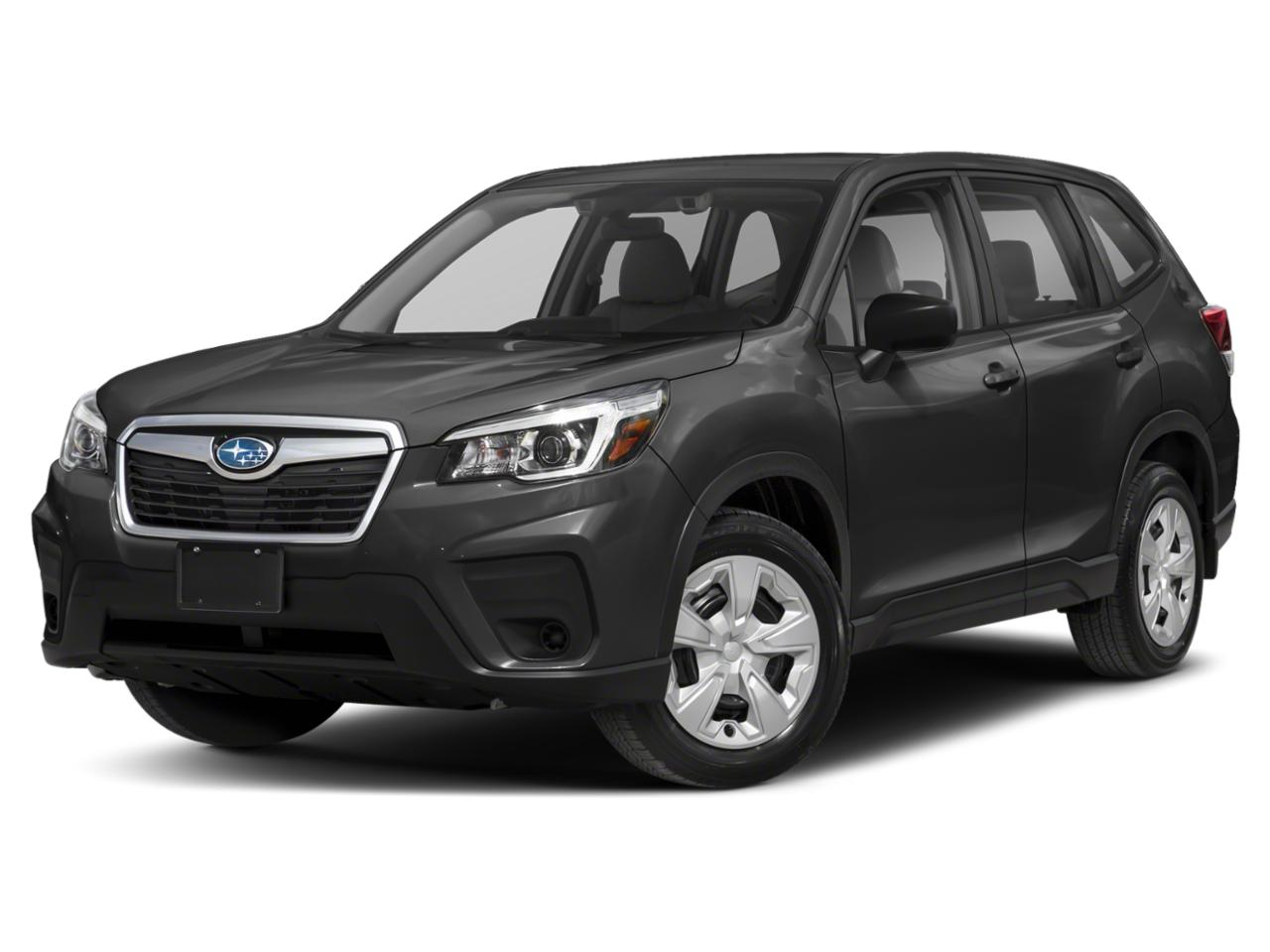 2020 Subaru Forester Vehicle Photo in Joliet, IL 60586