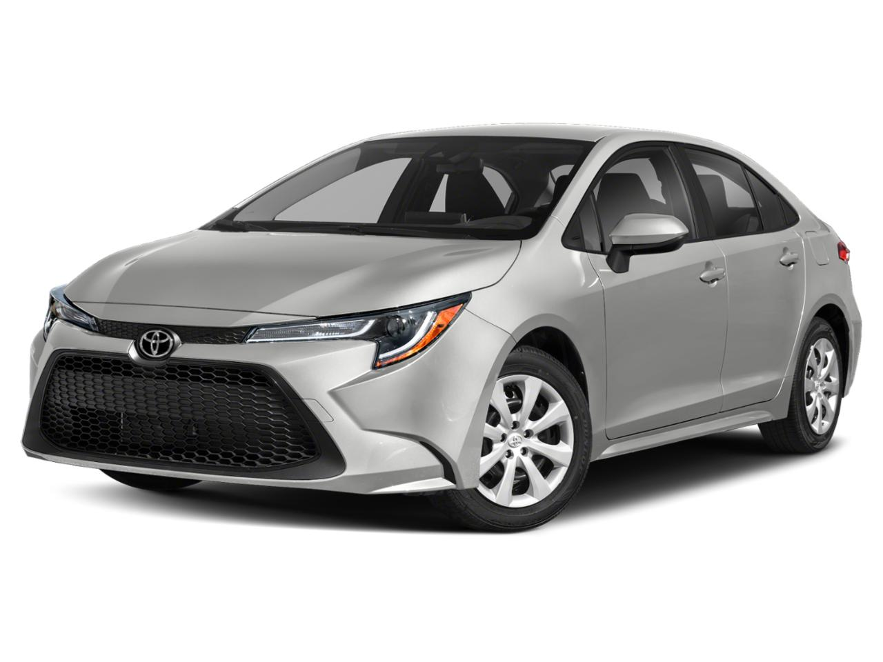 2020 Toyota Corolla Vehicle Photo in Wendell, NC 27591