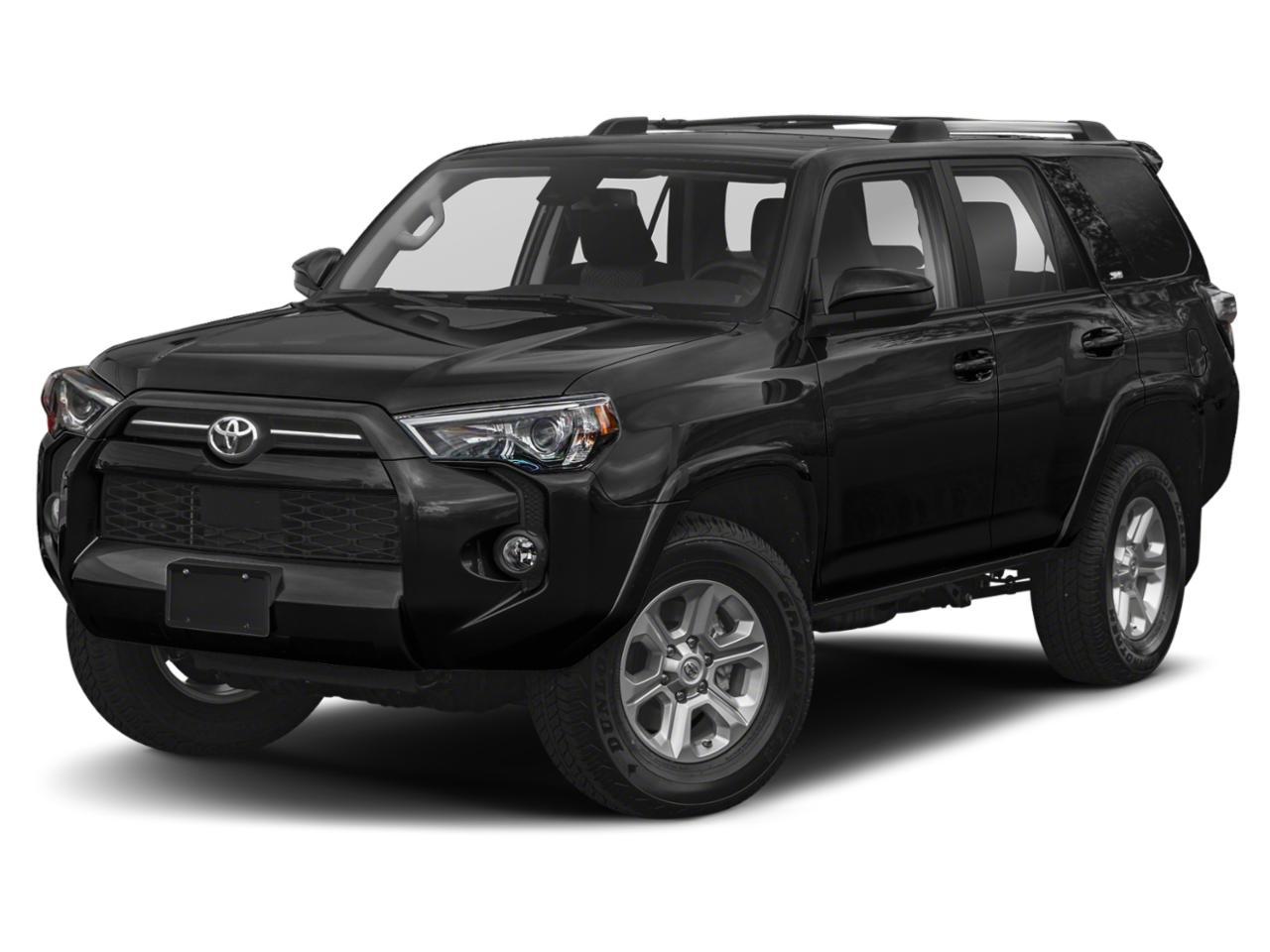 2020 Toyota 4Runner Vehicle Photo in Greensboro, NC 27405