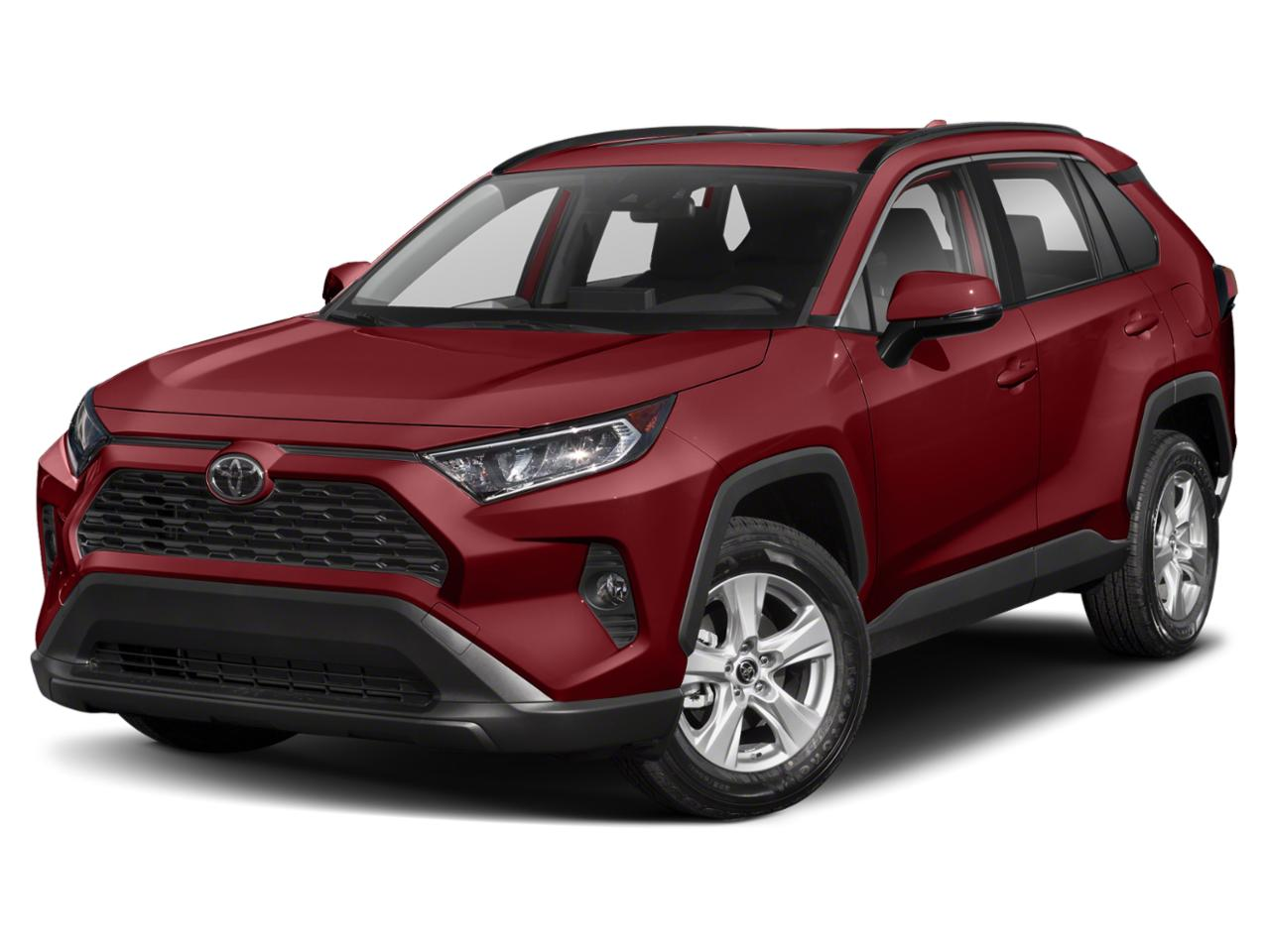 2020 Toyota RAV4 Vehicle Photo in BOWIE, MD 20716-3617