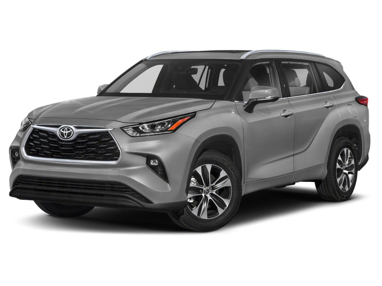 2020 Toyota Highlander Vehicle Photo in BOWIE, MD 20716-3617