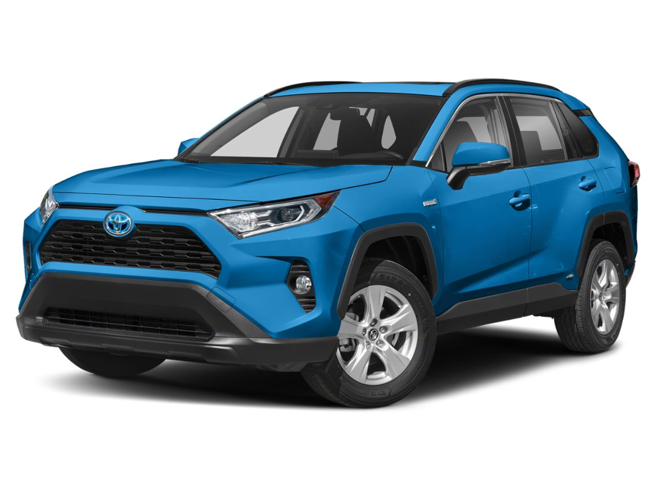 2020 Toyota RAV4 Vehicle Photo in Joliet, IL 60586