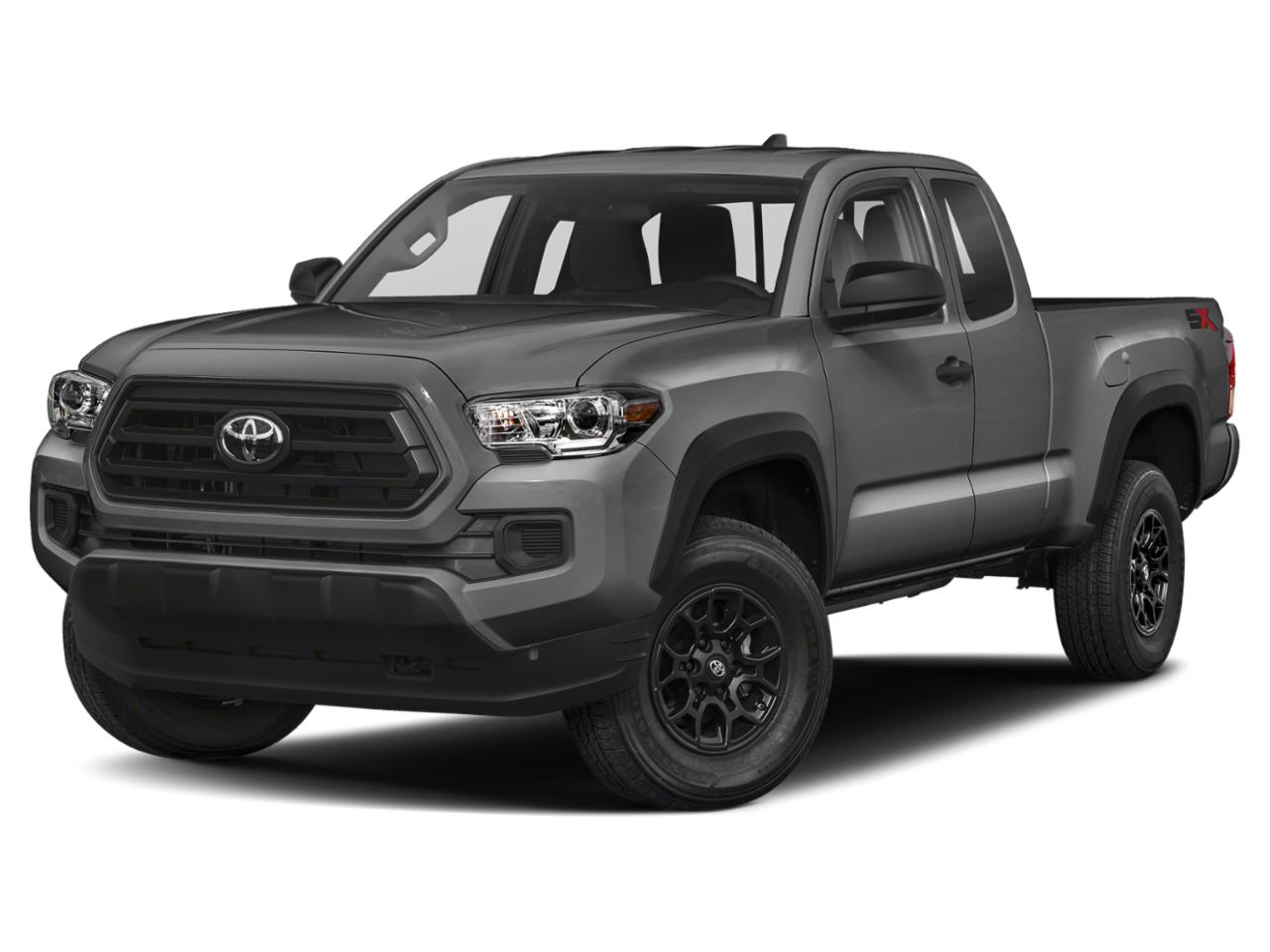2020 Toyota Tacoma 4WD Vehicle Photo in Emporia, VA 23847
