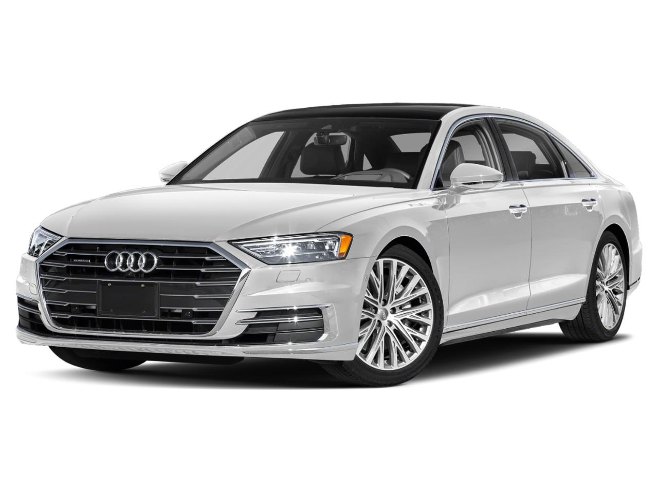 2021 Audi A8 L Vehicle Photo in Sugar Land, TX 77478