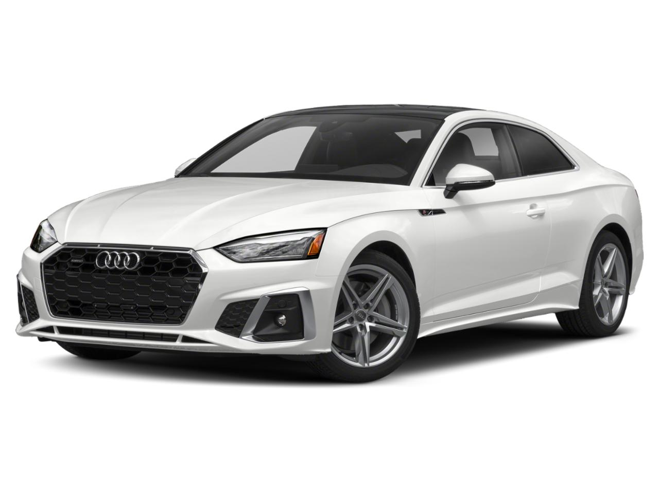 2021 Audi A5 Coupe Vehicle Photo in Houston, TX 77090
