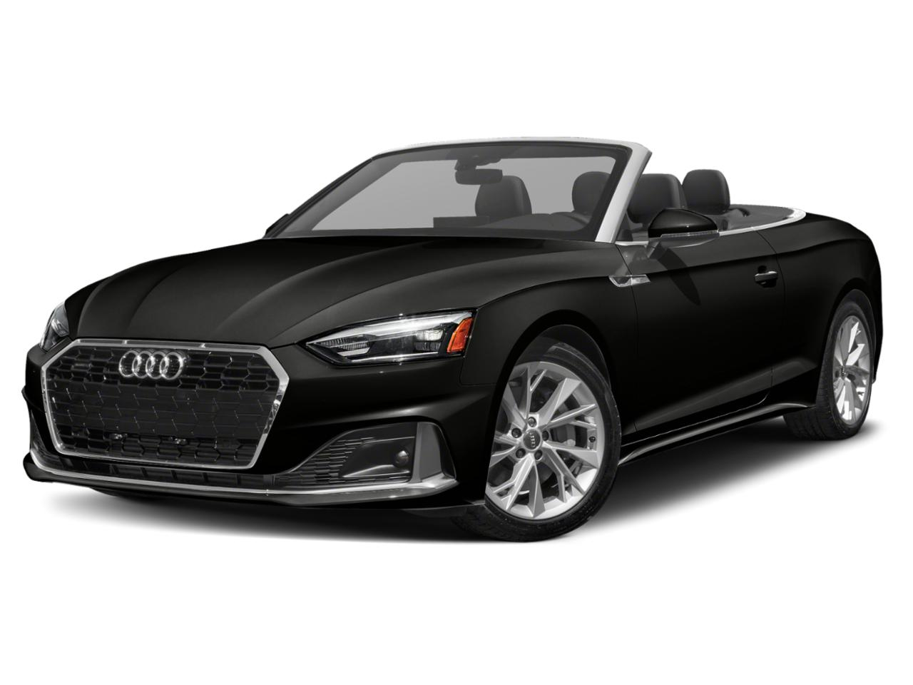 2021 Audi A5 Cabriolet Vehicle Photo in Sugar Land, TX 77478