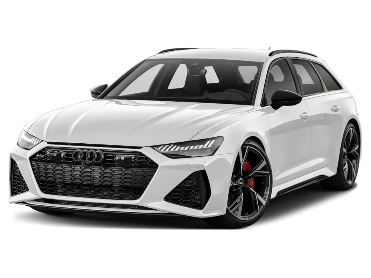 2021 Audi RS 6 Avant Vehicle Photo in Houston, TX 77090