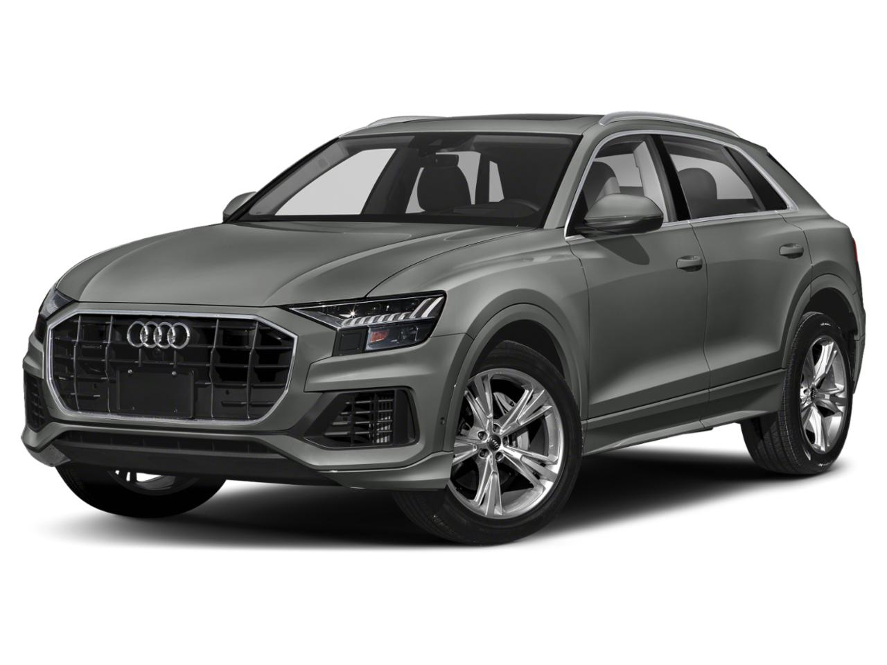 2021 Audi Q8 Vehicle Photo in McKinney, TX 75070