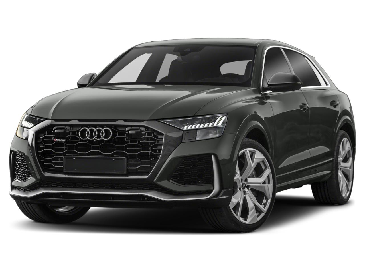 2021 Audi RS Q8 Vehicle Photo in Houston, TX 77090