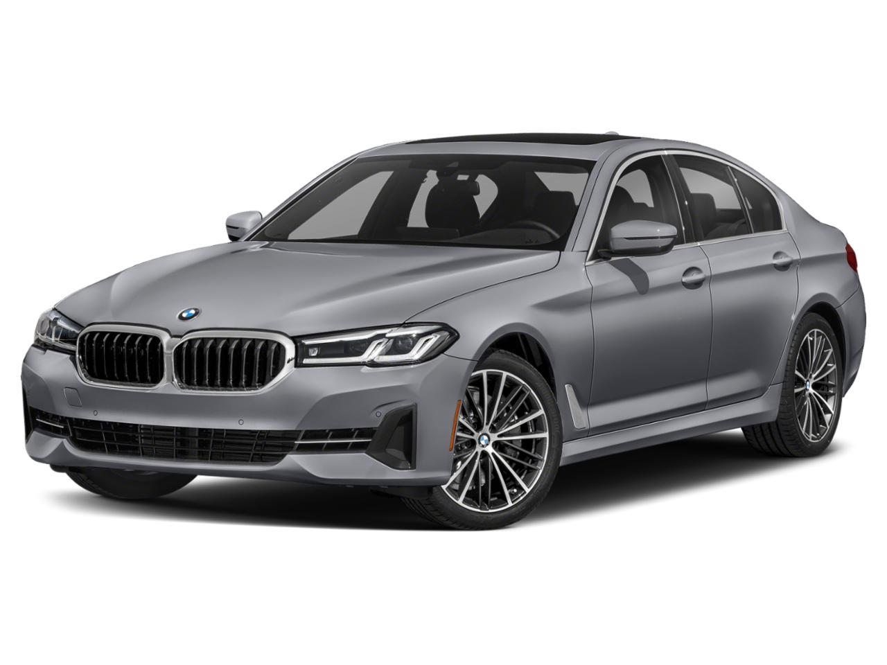 2021 BMW 540i xDrive Vehicle Photo in Grapevine, TX 76051